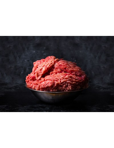 Mleté maso (hovězí + vepřové)